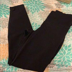 American apparel full length leggings XS